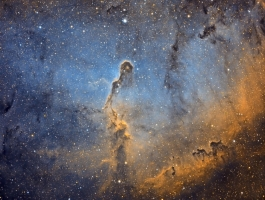99. Elephant Trunk Nebula